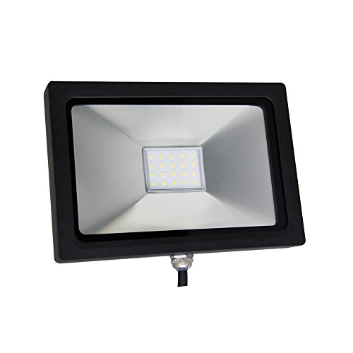 Cheap SELS LED 100-Watt Equivalent Outdoor IP66 Waterproof LED Floodlight, Daylight