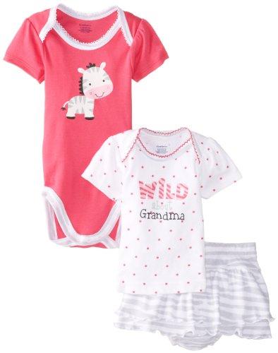 Gerber Baby Girls Newborn Piece Bodysuit
