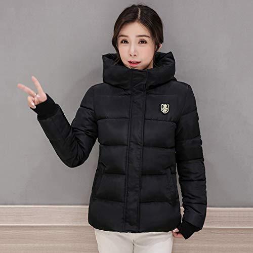d'hiver Tout vtements Femmes Duvet lgantes Manteau Mode Sanzhileg Veste en rembourr Chaud Coton pais Outwear en Manteau Court Capuchon Allumette UqxAZdwTx