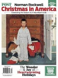 The Saturday Evening Post Norman Rockwell Christmas in America Special Collector's Edition