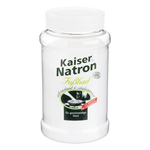 HOLSTE Emperor Natron Foot bath 500gr, with the scent of the Latschenkiefer