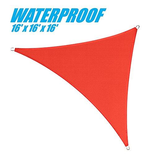 ColourTree 100% BLOCKAGE Waterproof 16' x 16' x