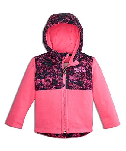 5c3943708ab0 Galleon - The North Face Baby Girls  Kickin It Hoodie - Gem Pink