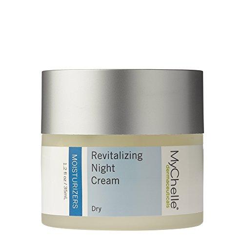 MyChelle Dermaceuticals Revitalizing Night Cream for Dry Skin, 1.2 fl oz -  MYC-37