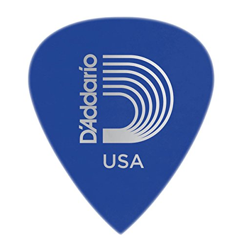 Planet Waves 6DBU5-10 Duralin Precision Guitar Picks, Medium/Heavy, 10 Pack