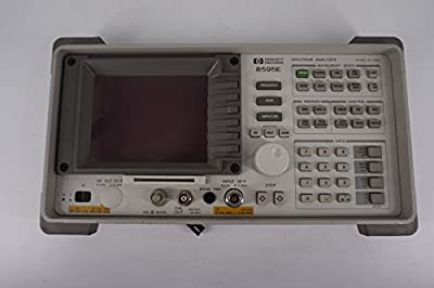 Keysight Agilent 8595E Front Panel with Connector
