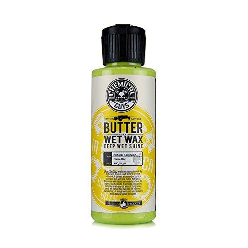 Chemical Guys Butter - Cera húmeda, 118,29 ML
