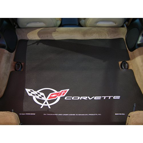 Chevrolet Corvette C5 Coupe Custom Fit Trunk Mat