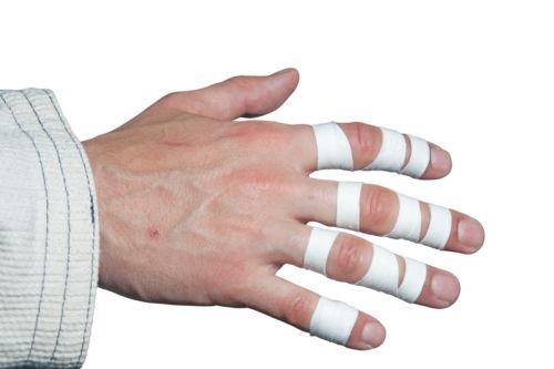 1 roll White Yuzet Zinc Oxide Rock Climbing Finger Protection tape ZO Bestport (europe) Ltd