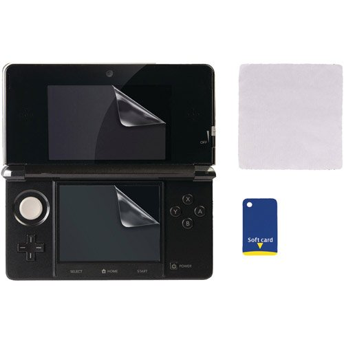 Nintendo 3DS Screen Protector Kit