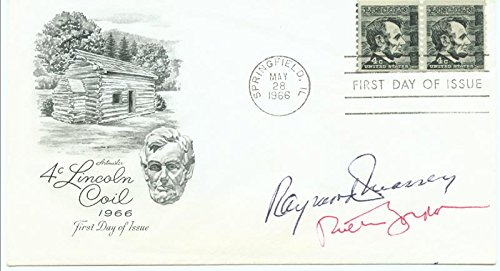 Used, Abe Lincoln In Illinois Movie Cast - First Day Cover for sale  Delivered anywhere in USA