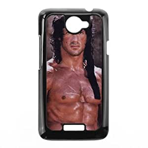 First Blood HTC One X Cell Phone Case Black F2931307