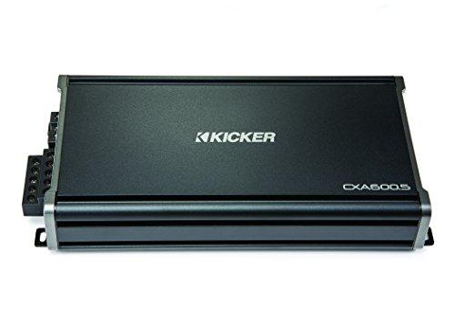 Kicker 43CXA6005 Car Audio 5 Channel Amp CXA600.5 PKD1 Amplifier Kit Accessories