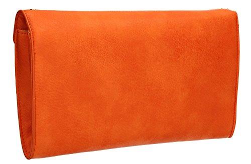 SwankySwans, Poschette giorno donna Taglia unica Orange