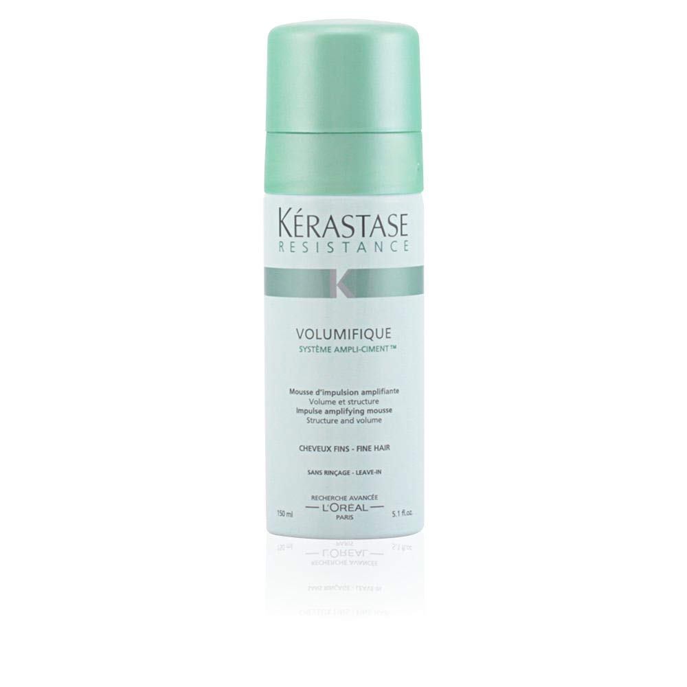 Kerastase Volumifique Weightless Volumizing Mousse for Fine Hair 150ml 5.1 oz