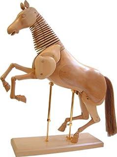 Wood Horse Manikin 8 Inch