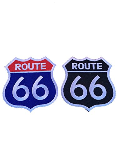 Route 66 Patches - 7