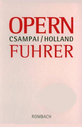 Opernführer: Neuausgabe