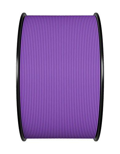 UPC 855076005233, ROBO 3D ABS 3D Printer Filament, 1 kg Spool, 1.75mm, +/- 0.05mm, Purple