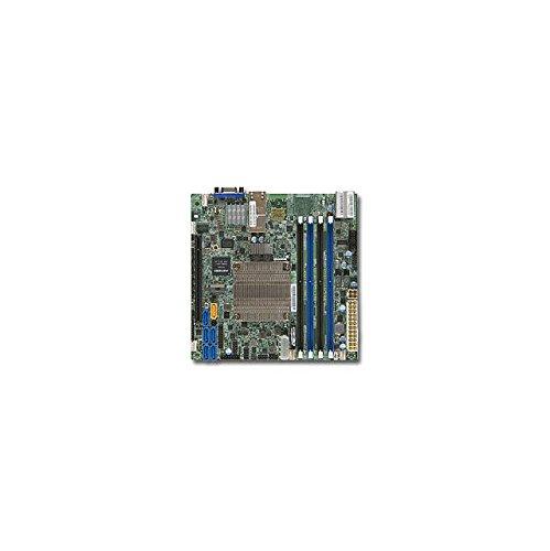 Supermicro DDR3 Socket F Motherboard X10SDV-2C-TLN2F-O (Core Pentium Motherboard Dual)