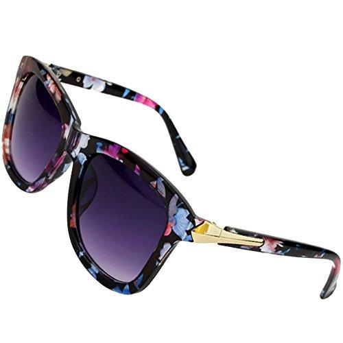 Sumery 2016 New Fashion Travel Rectangular Lens Sunglasses