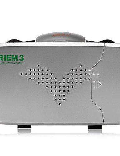 House RITECH Riem III Virtual Reality 3D Glasses + Smart Bluetooth Wireless Mouse / Remote Control Gamepad