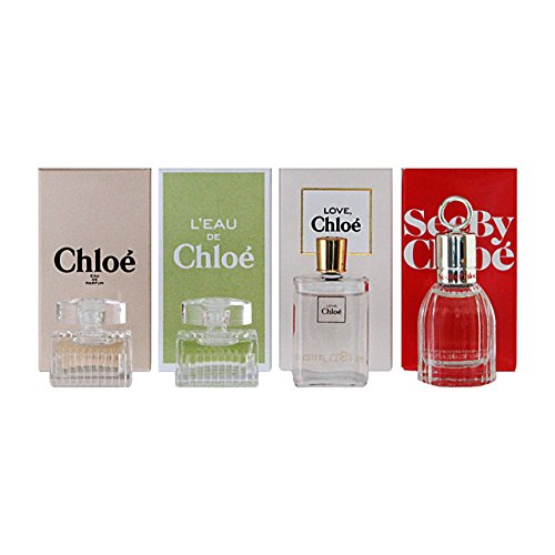 Parfums Chloe 4 Piece Set for