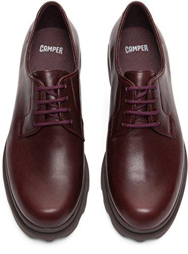 Camper Mil 22074-029 Zapatos planos Mujer Burdeos