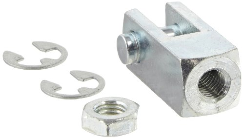 Mount Cylinder Clevis (Parker L071300200 Piston Rod Clevis, for Nose or Universal Mount, for use with 3/4