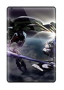 New Style Ortiz Bland Awesome Gundam Seed Anime Premium Tpu Cover Case For Ipad Mini/mini 2