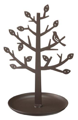 YAMAZAKI home Jewelry Tree, Brown