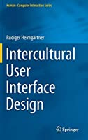 Intercultural User Interface Design Front Cover