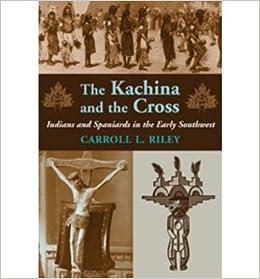 Book Kachina & the Cross- Common