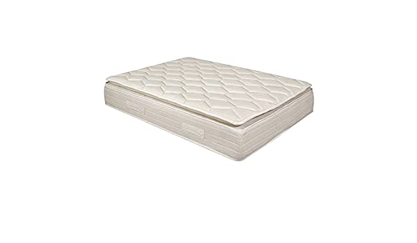 PIKOLIN COLCHON Pillow Top Doble Cara 33 CM (200X180cm): Amazon.es: Hogar