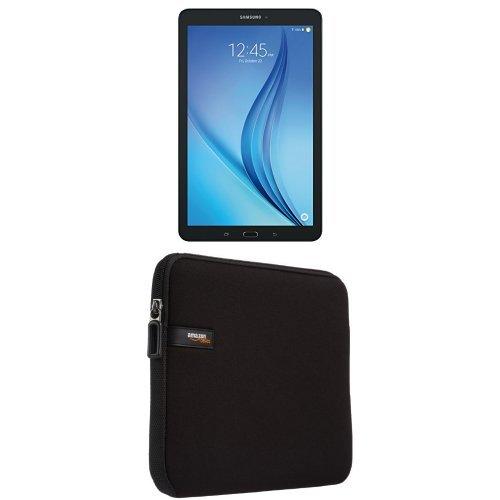 """Samsung Galaxy Tab E 9.6"""" 16 Gb Wifi (Black) with AmazonB..."""