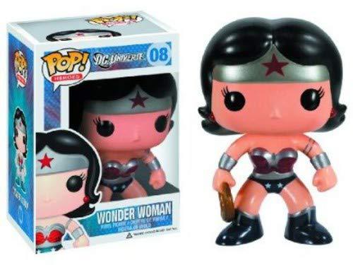 Dc New 52 Wonder Woman Costumes - Funko The New 52 Version Pop