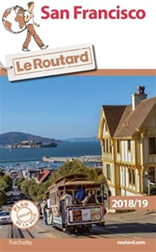 Guide du Routard San Francisco 2018 19