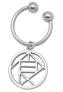 Great Eastern Entertainment Naruto Shippuden Choji Metal Keychain