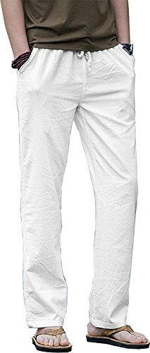 Drawstring Beach Pants - 7