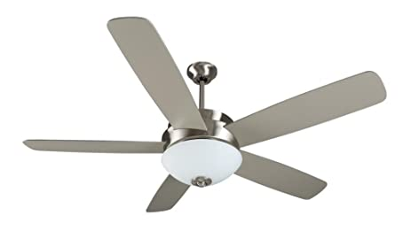 Craftmade ly52ss5 layton stainless steel 52 ceiling fan with craftmade ly52ss5 layton stainless steel 52quot ceiling fan with light aloadofball Gallery