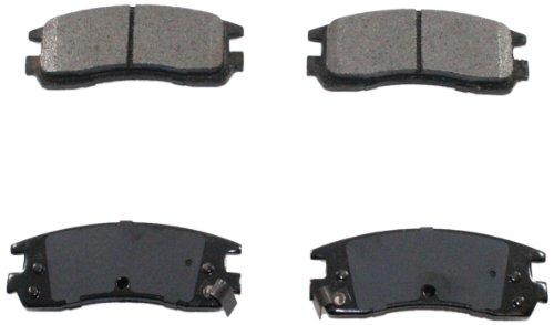 Rear Brake Pads - 8