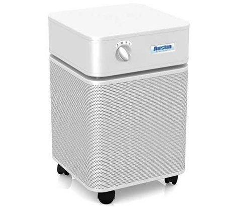 Austin Air Bedroom Machine Air Purifier B402C1, Standard, White