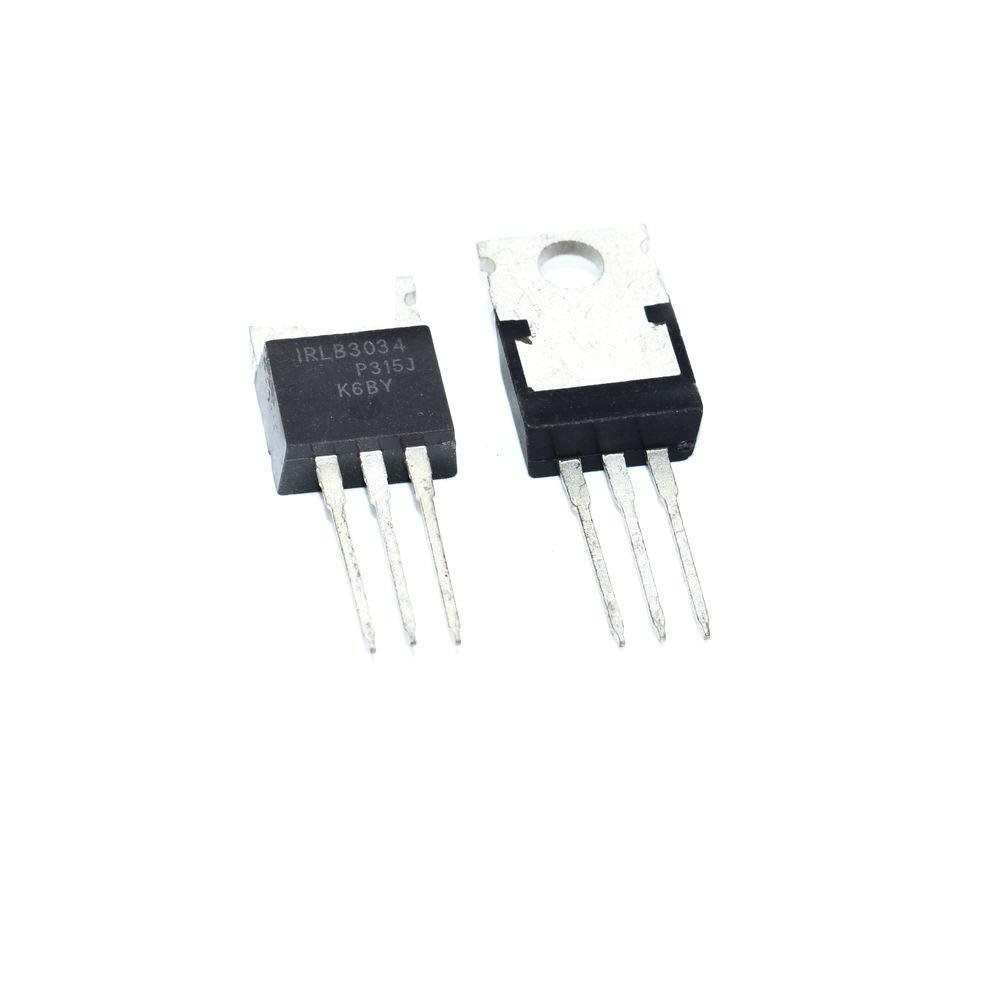 100pcs IRLB3034 IRLB3034PBF IR MOSFET N-CH 40V 195A TO220ABIC YMW by FengHui