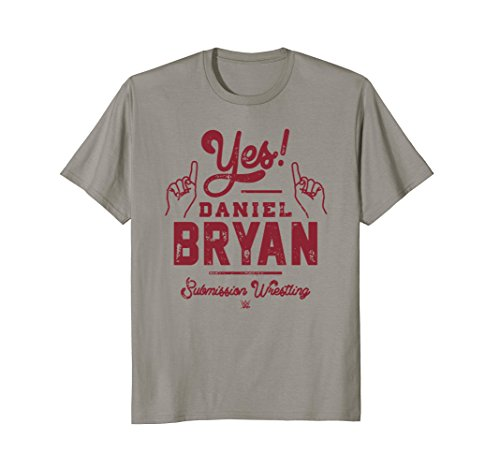 Mens WWE Yes! Script Daniel Bryan Submission Wrestling Large Slate by WWE