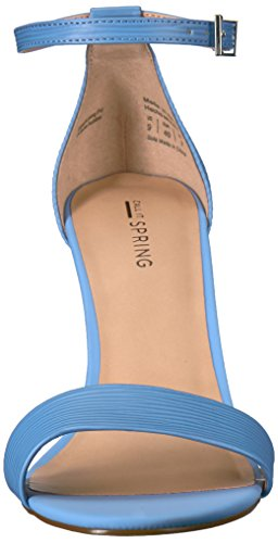 Call It Spring Womens ahlberg Dress Sandal Light Blue 4LZyi3