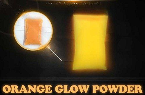 Orange Triple Glow Powder by Glonation