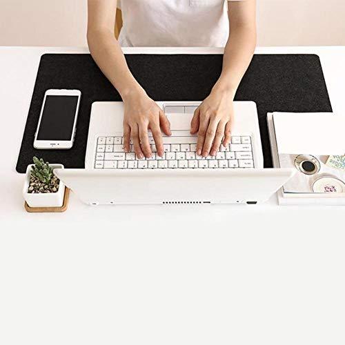 700 * 330mm Large Office Computer Desk Mat Modern Table Keyboard Mouse Pad Wool Felt Laptop Cushion Desk Mat Gaming Mouse Pad Mat