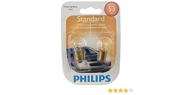 14.4V 1.73W 1//2 Philips 53B2 Standard 53