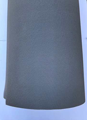 Headliner Doctor DIY Repair Fabric Compatible with Ford Ranger-Medium Gray-60