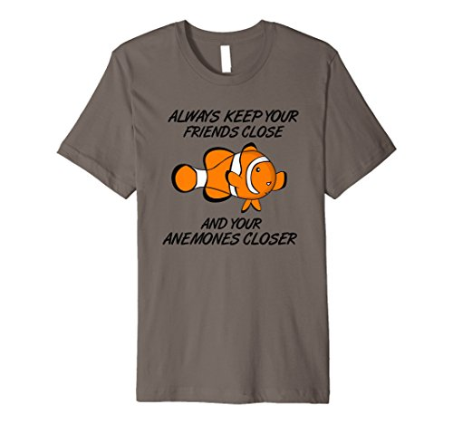 Clown fish Shirt Anemones and clownfish